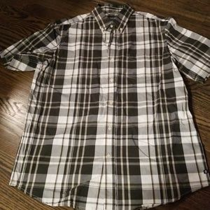 Chaps Button Down Shirt Size L NWOT